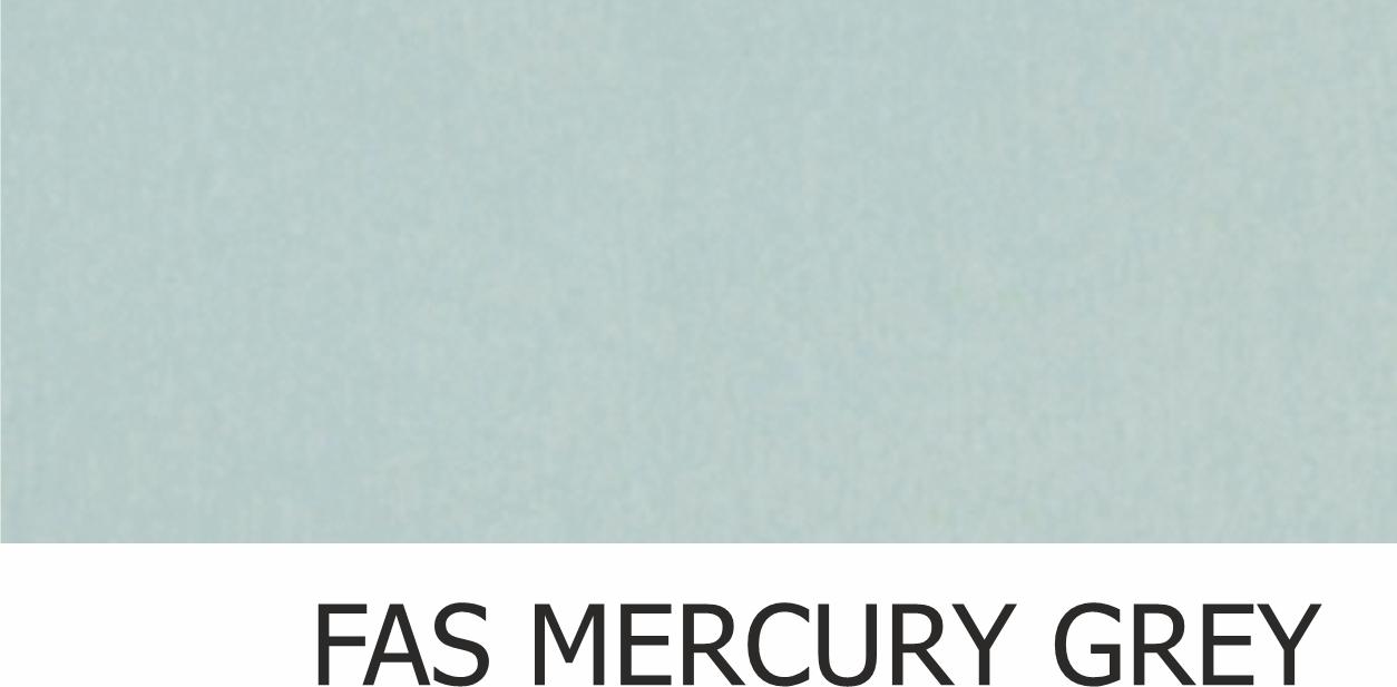 FAS MERCURY GREY